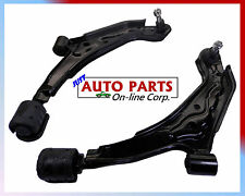 LOWER ARMS w/ BALL JOINTS for NISSAN SENTRA 95-99 & 200SX 95-98 RIGHT  LEFT SIDE