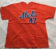 New York MetsT-Shirt Jersey 2XL Tom Glavine 47 New? Nice! Smoke Free Pet Free!