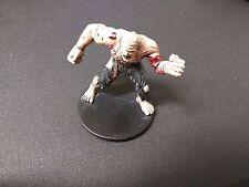 D&D Dungeons & Dragons Miniatures Night Below Berserk Flesh Golem #46