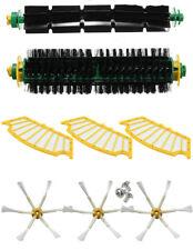 PACK PRO ROOMBA 555. 3 filtros, 1 pack de rodillos, 3 cepillos de 6 aspas.iRobot