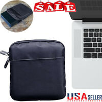 Protective Storage Case Carrying Bag Pouch for CD DVD & External Hard Drive Case