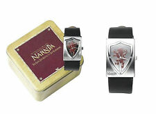 SII SEIKO SPECIAL EDITION  -NARNIA COAT OF ARMS-LEATHER & STAINLESS STEEL WATCH