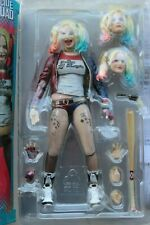 New Boxed 14cm Action Figure Harley Quinn Suicide Squad Comic Hot 12 Parts