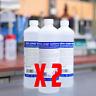 Alcool isopropylique Isopropanol 99,9% IPA DETAILING 2L MULTI USAGE