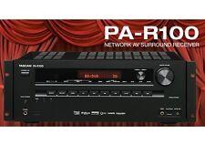 S/N:0040079 - TASCAM PA-R100 Network AV 5.2 - 3D/4K Receiver/Pre-amplifier -NEW