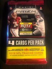 2019 Panini Prizm NFL Football UNOPENED Pack 😳🤯🇺🇸