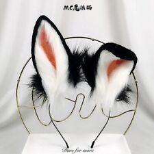 2020 Simulation rabbit ears headband custom COSPLAY