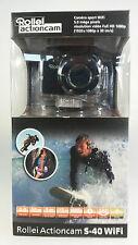 Rollei Actioncam S-40 WiFi | wasserdicht bis 30m