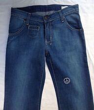 New Womens 18th Amendment HARLOW Wide Flare Jeans sz 25