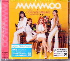 MAMAMOO-DECALCOMANIE -JAPANESE VER.--JAPAN CD C16