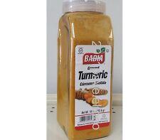 badia ground tumeric curcuma molida 16 oz (453.6g) gluten free