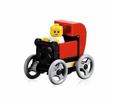 LEGO Pram Pusher with Baby - NEW from set 10255 Assembly Square