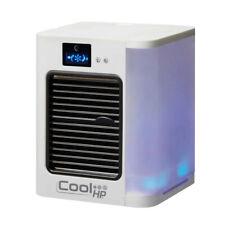 LED Mini Air Cooler Klimaanlage Klimagerät Luftkühler Befeuchter Ventilator