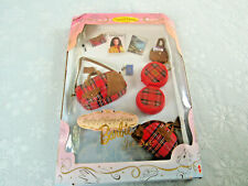 1997 Mattell Barbie Jet Set Millicent Roberts Collection Nib