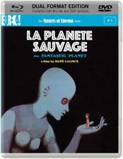 La Planete Sauvage - The Masters of Cinema Series DVD (2012) Rene Laloux cert