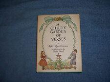 A Child'S Garden of Verses by Robert Louis Stevenson/Hcdj/Childrens/ Poetry