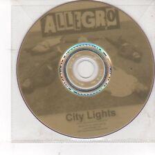 (DV69) Allegro, City Lights - DJ CD