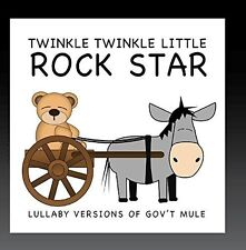 Lullaby Versions of Gov't Mule [New CD] Manufactured On Demand
