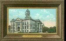PONTIAC,MICHIGAN-OAKLAND COUNTY BUILDING-BORDER-(S108)-PRE1920---(MICH-P)