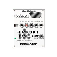 SHOCK ELECTRONIX MODATRON MODULATOR VOICE VCO EURORACK BASICS KIT KORG MONOTRON
