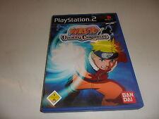 Playstation 2 ps 2 NARUTO-uzumaki chronicles - [playstation 2]