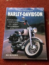 The Ultimate Harley Davidson Encyclopedia Vgc