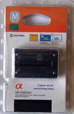 BATTERY NP-FM500H FOR SONY A900 A850 A700 A550 A500 SHIPPED WITH TRACKING NUMBER