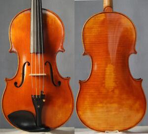 "16"" Professional antique Viola, profound tone, european wood instrument"