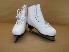 American Figure Ice Skates Womens White Size 7