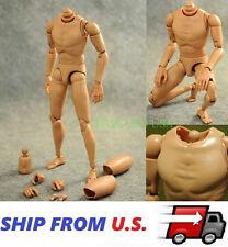 1/6 Narrow Shoulder Male Figure Body For Hot Toys TTM18 TTM19 TTM21