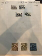 Chili Used (incl. telegraph) Latin America Stamps- Lot A-68183