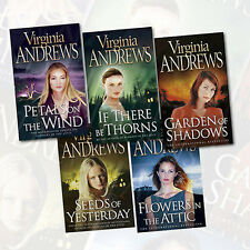 Dollanganger Family Series Collection 5 Book Set By Virginia Andrews,BrandNew PB