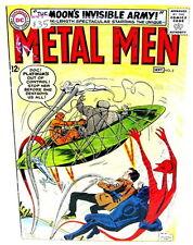 *Metal Men (DC, Vol. 1, 1963-on)  LOT #3-56. SIMONSON! (17 Books) 45% OFF GUIDE!