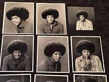 JACKSON 5 Vintage 8X10 PHOTO lot #10 from 16 Magazine Archive-  Tito Marlon
