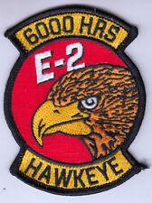 VAW-120 6000 HRS E-2 HAWKEYE PATCH