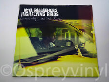 Noel Gallagher's HFB Everybody's on the Run Sealed Cd single Oasis High Flying
