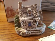 """Lilliput Lane """"Purbeck Stores"""" Mib with deed perfect condition"""