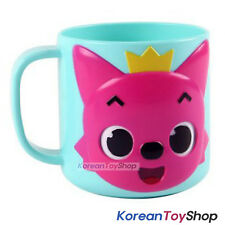 PINKFONG Cute Figure Handle Cup Easy Light for Kids Made in Korea Original