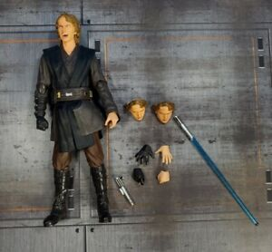 SH Figuarts Anakin Skywalker Star Wars Revenge of the Sith Used For Display