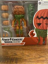 "Power Rangers Lightning Collection Mighty Morphin Pumpkin Rapper 6"" Figure ps5"