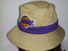 Los Angeles Lakers Bucket NBA Hat Mitchell & Ness Size Small / Medium