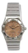 OMEGA Constellation Mini Pink Dial Women's Watch 1562.61