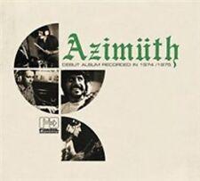 AZYMUTH, Azimuth, Very Good, Audio CD