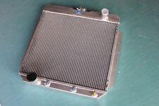 Aluminum Radiator Fit Ford Fairlane/Galaxie/Torino/LTD V8 Conversion 1962-1969