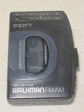 SONY WM-FX32 Walkman FM AM Cassette tape player *
