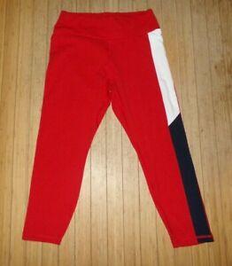 NWT Womens Tommy Hilfiger Sport Yoga Pant  /Leggings~Med