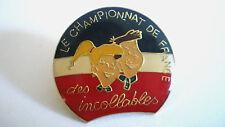 PINS RARE CHAMPIONNAT DE FRANCE DES INCOLLABLES RICHELIEU CHAMPIONSHIP wxc 9