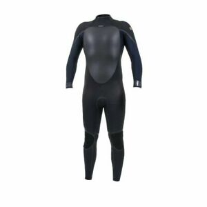 O'Neill Psycho Tech 5/4 + Mens Winter Wetsuit BZ - Black ( M )