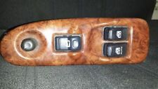 00 01 02 03 04 SILHOUETTE L. FRONT DOOR SWITCH DRIVER'S WINDOW WOOD GRAIN TRIM