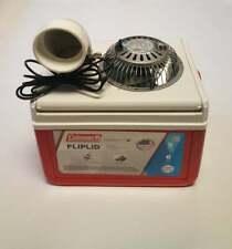 Swamp cooler Coleman 5qt 5 quart  Portable Fan Air Conditioner 4